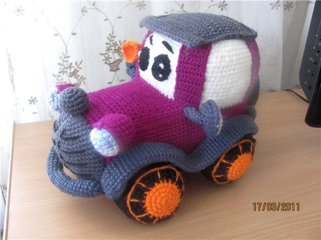 Машинка для сынули
