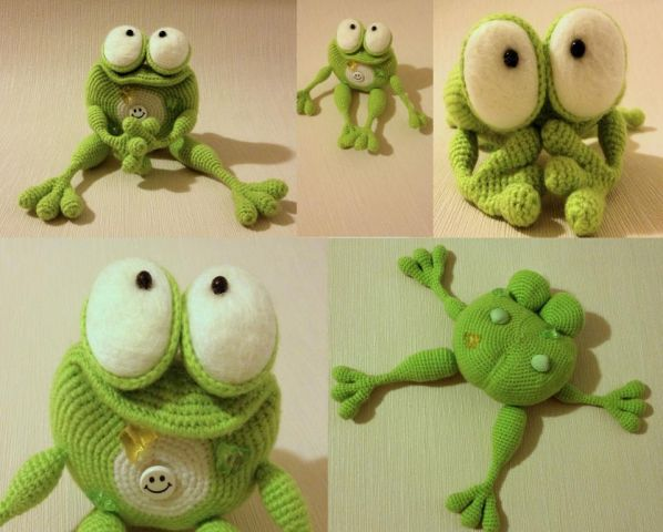 Лягушка Кволя от Per4ik