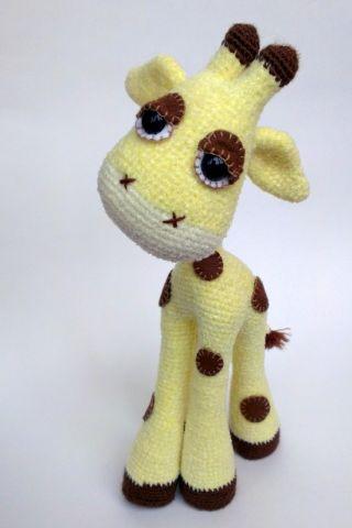 Жираф Флик от Laura Pavy