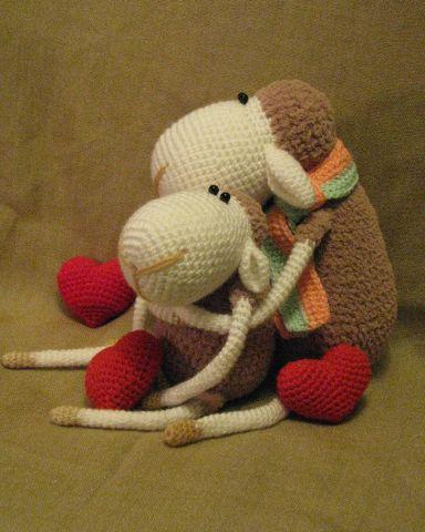 Мои вязалки - Галерея - Форум почитателей амигуруми (вязаной игрушки)