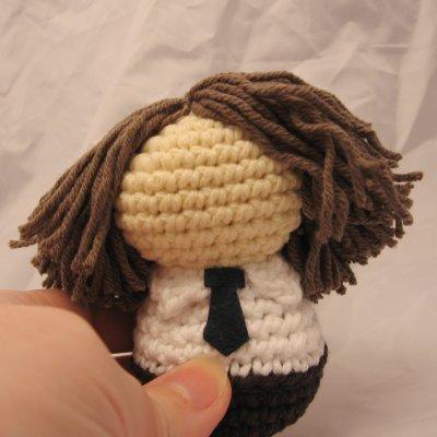 как сделать кукле волосы мордочка глаза волосы форум