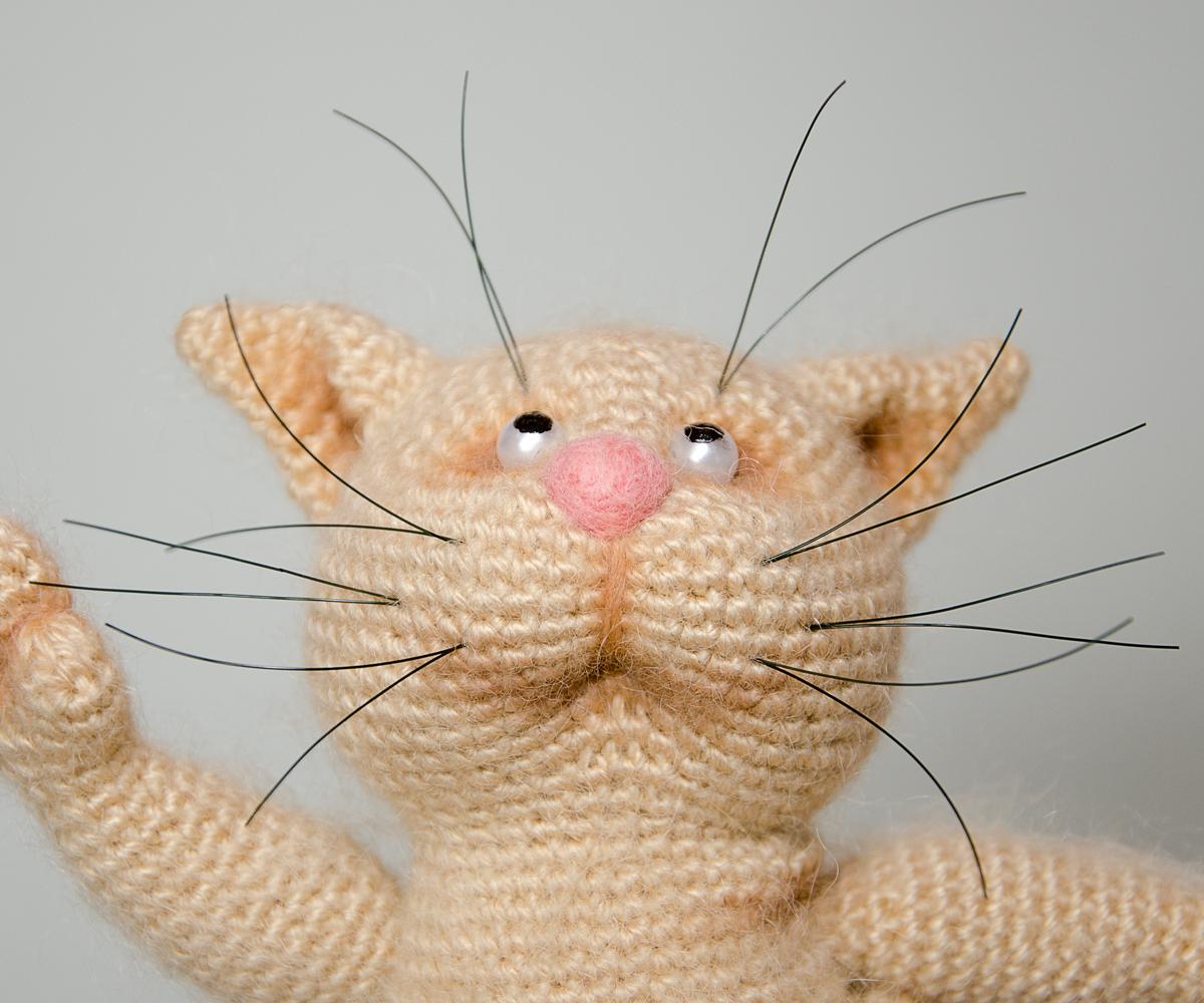 Как сделать усы кота своими руками 1194