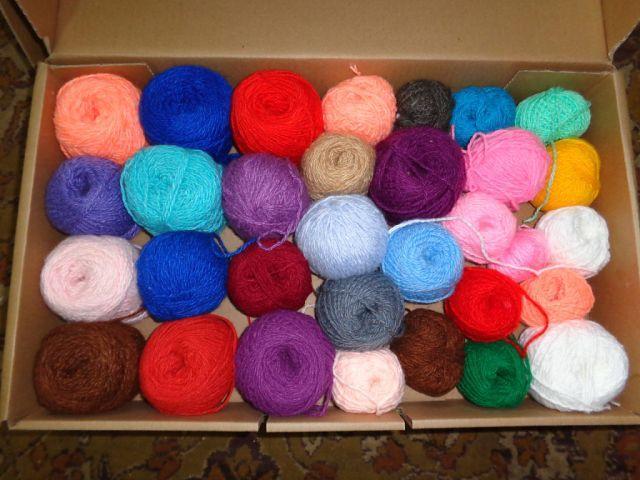 Из чего делают нитки для вязания 26