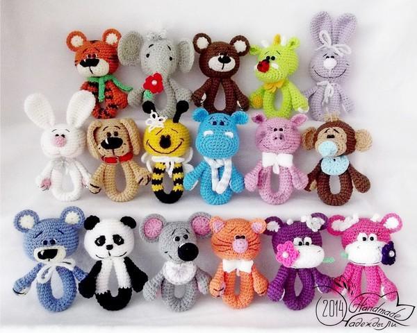 игрушки вязаные разные записи в рубрике игрушки вязаные