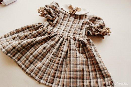 13 ноя 2012 Простое руководство, как сшить одежду для кукол, платье для Барби. . Платье для куклы своими руками