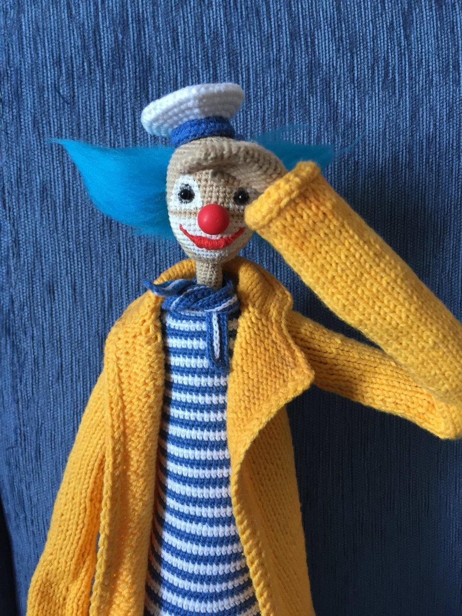 встречи клоун моряк картинки качественных