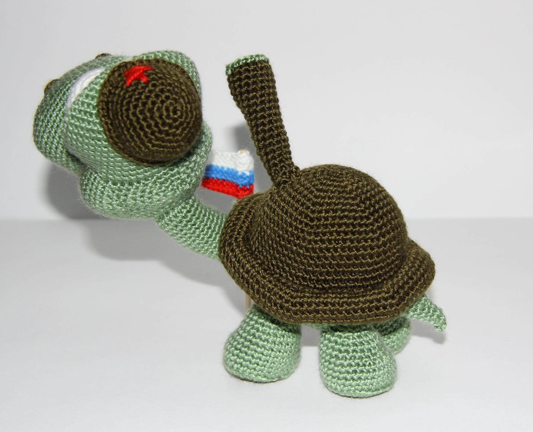 Подарок своими руками Крючком. ру Мастер классы по вязанию 77