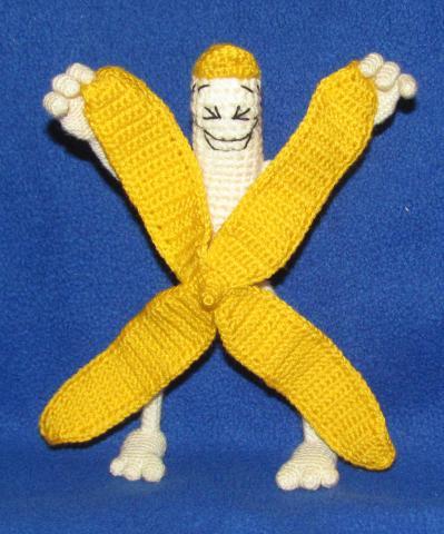 Салфетки вязание спицами 7