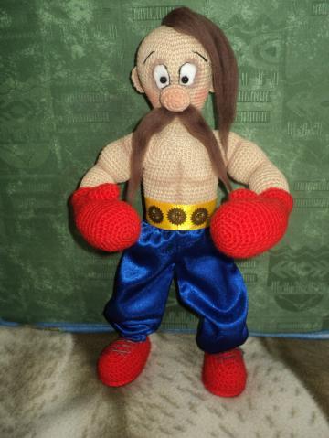 Вязание для боксера