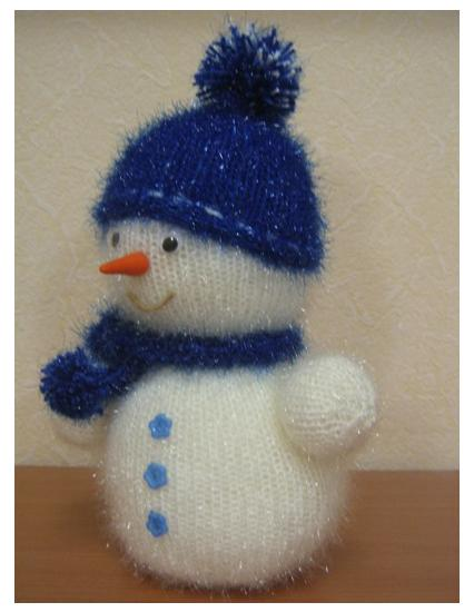 Новый год и Рождество - Страница 8 - Готовимся к праздникам! - Форум почитателей амигуруми (вязаной игрушки)