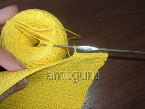 Схемы вязания крючком и спицами для начинающих