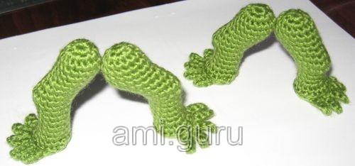 крокодил своими руками